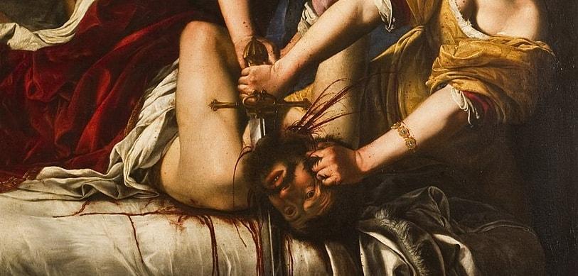 ArtemisiaGentileschi Pintura de Barroco Italiano