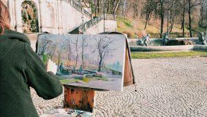Pintores realistas