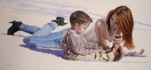 Pintura Realista de Inma Merino